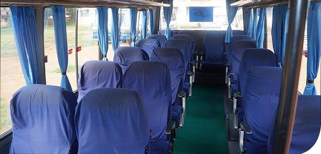 21 Seater Bus Hire 18 Seat Van For Rent Bangalore Skb