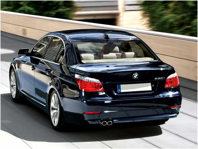 BMW 5 SERIES Rentals