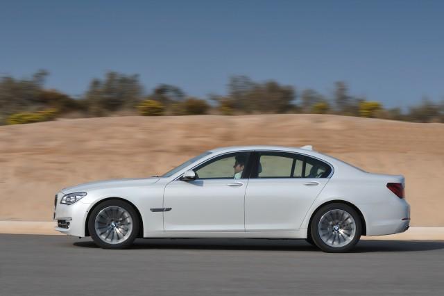 BMW 7 SERIES Rentals in Bangalore