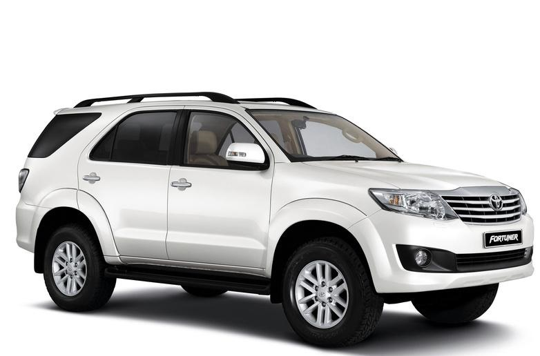 Luxury car Hire - Rent a Toyota Fortuner in Bangalore- SKB Car Rentals