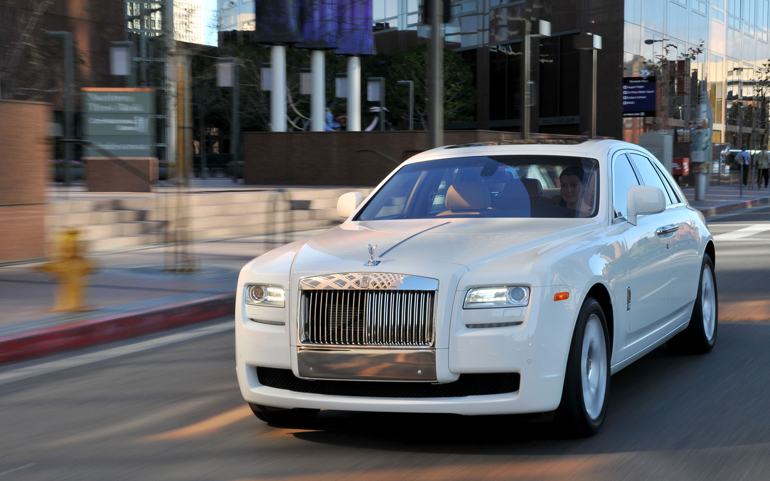 ROLLS ROYCE GHOST Rentals in Bangalore