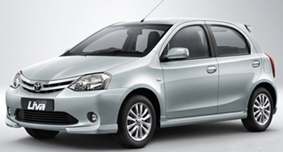 Compact Cheap Car Hire Bangalore