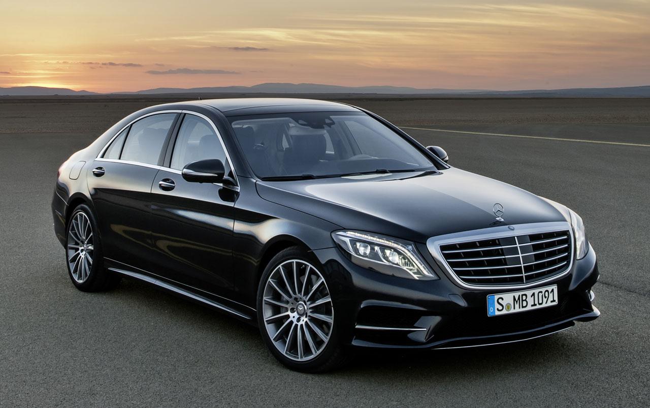 Rent a Mercedes - Hire Benz S Class