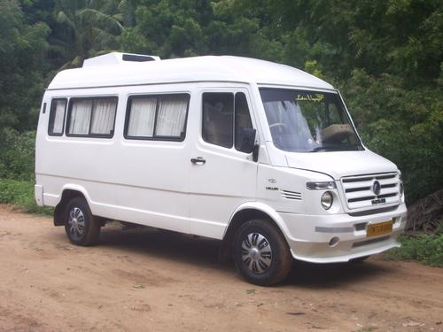 tempo traveler rental bangalore