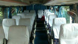 luxury vans for rent- minibus rentals bangalore