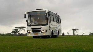 hire minibus in bangalore