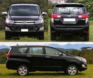 innova crysta car for rent, innova outstation cabs, innova crysta airport taxi, innova crysta one way car hire