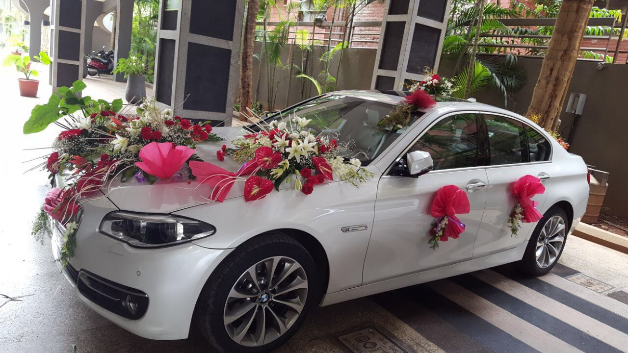 Wedding Cars For Hire In Bangalore Luxury Bridal Car For Rent