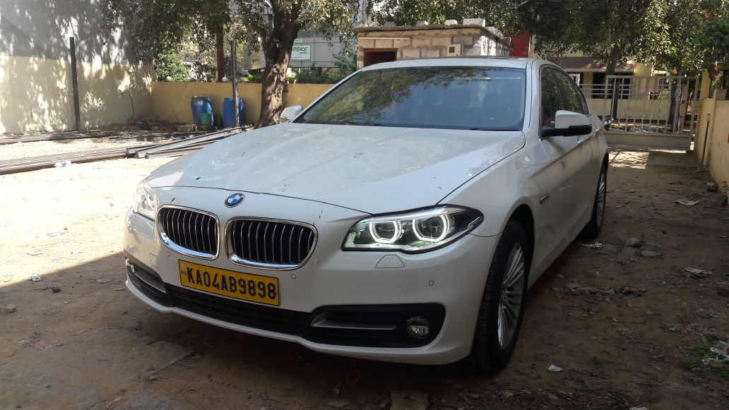 Luxury Car Rentals In Bangalore